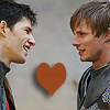 linbot: Merlin and Arthur (merlin <3 arthur)