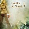lyssie: (Jo Grant blows up daleks)