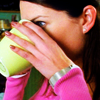 goodbyebird: Gilmore Girls: Lorelai is drinking coffee, though I'm totally going to pretend it's tea. (GG Lorelai runs on caffeine)