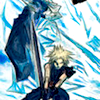 soranokumo: (Cloud and Sephiroth - FF 25th Anniversar)