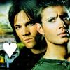 ellia: dean and sam winchester from supernatural (supernatural sam dean)