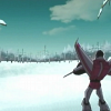 swordage: Pretty pretty Starscream in front of a snowfield. (tf snowfield so pretty)
