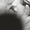 picaresque: Katniss/Haymitch kiss (# thg ; breathe me)