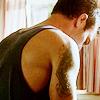 bookmedanno: ([shoulder tattoo])