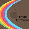 gypsy: (apple: think different)