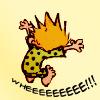 condnsdmlk: (Calvin - Squee!)