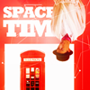 yourlongshadows: Abed as Inspector Spacetime. (The question isn't where)