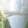 heartwitch: Photo of a bridge in mist. (Default)