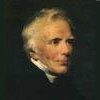 tree_and_leaf: Portrait of John Keble in profile, looking like a charming old gentleman with a sense of humour. (anglican)