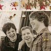 healingmirth: Michael Esper, Stark Sands, John Gallagher Jr. from American Idiot's original broadway cast (American Idiot)