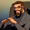 galateus: David Xanatos looking satisfied with his awesomeness. (Xanatos1)