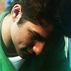 molt: scott mccall looking down. (tw | someone you'd admire)