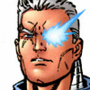 apocalypse_never: Cable looking directly at the reader, one eye glowing (Default)