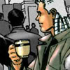 apocalypse_never: Cable at a cafe, holding a mug and smiling at whoever he's talking to (a soothing cup of tea!)