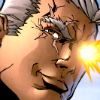 apocalypse_never: Cable smirking at someone he's talking to. (smirky)