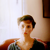 themis: Felicity Jones in Northanger Abbey. (b: closest I've been to a bar is ballet )