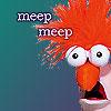 matociquala: (muppetology beaker meep meep)