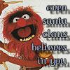 matociquala: (muppetology animal santa)