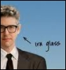 """owly: An Icon of Ira Glass, host of radio show and podcast """"This American Life."""" (TAL, This American Life, ira glass)"""
