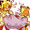 elle_ectricity: Pokemon | Meowth dressup (Default)