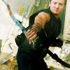 nestra: (Hawkeye bow)