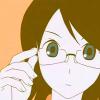 tabi: (Zetsubou-sensei | Harumi glasses)