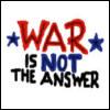 pferde: (war is not)