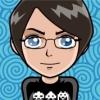 nightgigjo: a manga version of myself, wearing a Space Invaders t-shirt (geek, gamer) (Default)