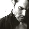 darkemeralds: Black and white photo of Tyler Hoechlin (Hoechlin)