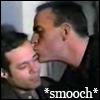 romankate: (Sentinel kiss)