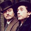 romankate: (Sherlock Holmes)