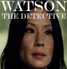 """lilacsigil: Joan Watson, caption """"Watson the Detective"""" (Watson the Detective)"""
