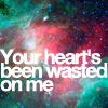 cutoutawindow: (your heart's been wasted on me)