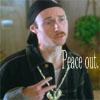 zatarra: (peace out)