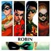 dimwit90: Robins Together! (Robins)