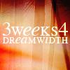 yvi: (Dreamwidth - 3 Weeks for Dreamwidth)