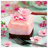 sakurablossom: pink sakura blossom dessert (Sims 3)