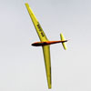submarine_bells: K-13 glider performing aerobatics (k-13)