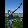 barefootbham: Picture of Birmingham's Vulcan statue (My home's in Alabam'.)