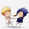 firewalking: (narusasu | my food)