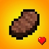 placeblocks: Beef's twitter logo with a tiny heart next to it. (Beef love) (Default)