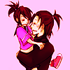 athena_cat: Byrne and Kay Faraday being an adorable father and daughter (AA - Aww)