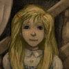 guardians_song: Colored picture of Ariana Dumbledore's official art (Ariana Dumbledore)