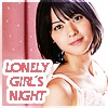 haiditty: Maimi Yajima, °C-ute's leader plus the song tilte to her latest solo song (Maimi Lonely Girl's)