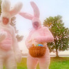 eruthros: Farscape: John and Harvey in bunny suits (FS - John and Harvey in bunny suits)
