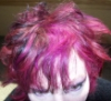 glamtasm: (good purple hair)