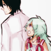 healeveryone: Rosalia and her brother. (hey hey big bro)