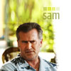 eleanorjane: Sam Axe being laid-back and Miami-ish (sam axe)