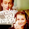 cutebunny43: (Glee - Will/Rachel: Make you happy)