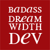 afuna: Badass Dreamwidth Dev (テスト, badass dreamwidth dev)